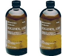 Eugenol 4 oz Bottle Ea ——- analgesic antiseptic