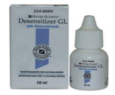 Desensitizer w/Glutaraldehyde 10mL Ea