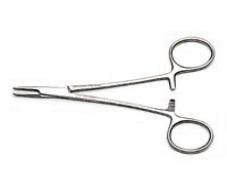 Needle Holder Baumgartner 5-1/4″ Stnd Ea