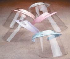 Op-D-Op Visor Shield Kit Pink Ea