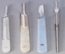 Surgical Handle #3 Ea