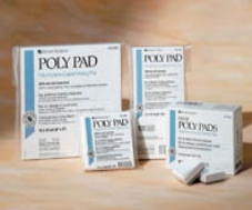 Poly Pad Mix Pad 3 in x 3 in 100 Sheets/Pad Ea