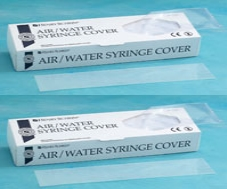 Syringe Cover Air Water W/Opening 500/Bx