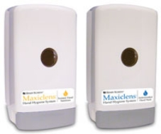 Dispenser For Sanitizer Manual Ea