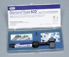 Diamond Twist SCO Polishing Paste Kit