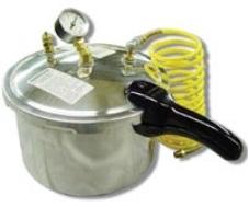Pneumatic Curing/Press Pot Ea