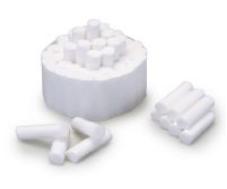 Premium Cotton Rolls #2 Non-Sterile 2000/Bx