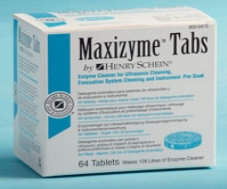 Maxizyme Tablets 64 / Box – Cleaning Solution
