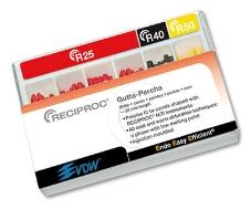 RECIPROC GUTTAPER R25,40,50