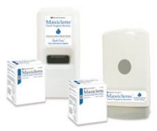 Maxiclens Antimicrobial Soap 800 mL for Manual Dispenser Ea