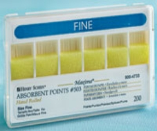 Maxima Absorbent Points Size 503 Fine 200/Box