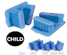 ACE McKesson Type Mouth Props, blue – Child