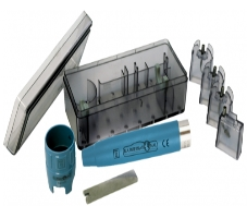 AUTOCLAVABLE ACCESSORY KIT INCLUDING A HANDPIECE FOR BA OR EMS UNITS