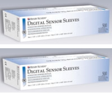 Digital Sensor Sleeve Size 1 500/Box