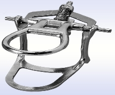 ARTICULATOR – Stable chromium-plated